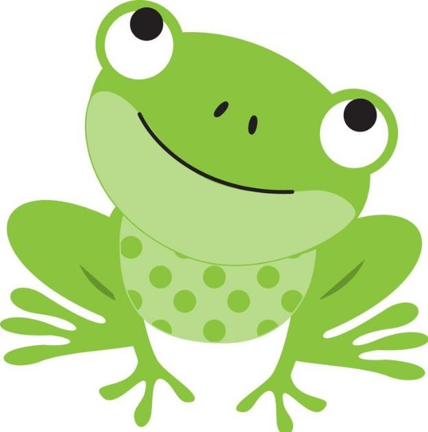 svg freeuse Cute frog tattoos art. Frogs clipart.