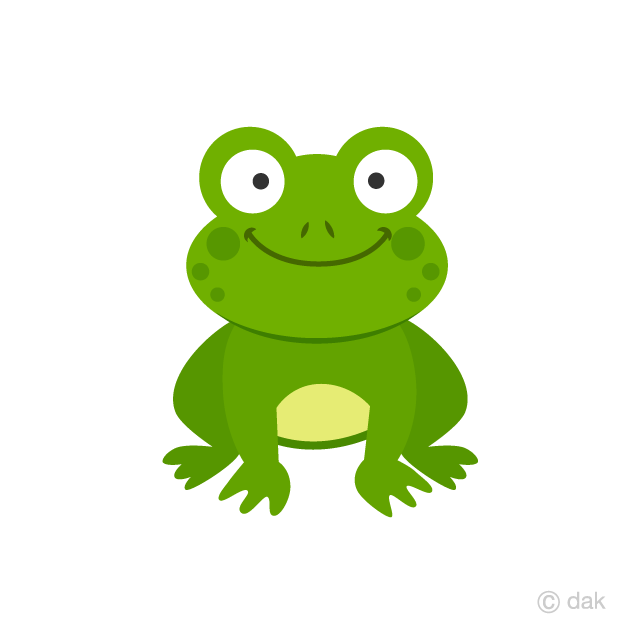 picture stock Free picture illustoon . Frog clipart