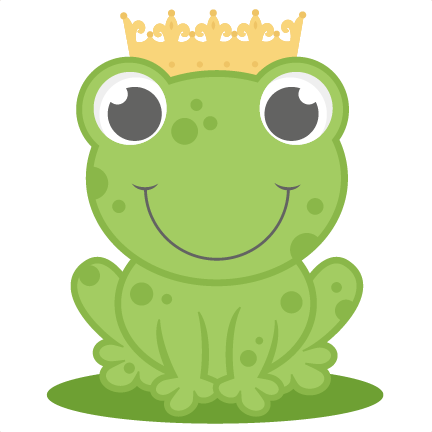 picture library Frog Prince SVG cutting file for cricut princess svg cut file scut