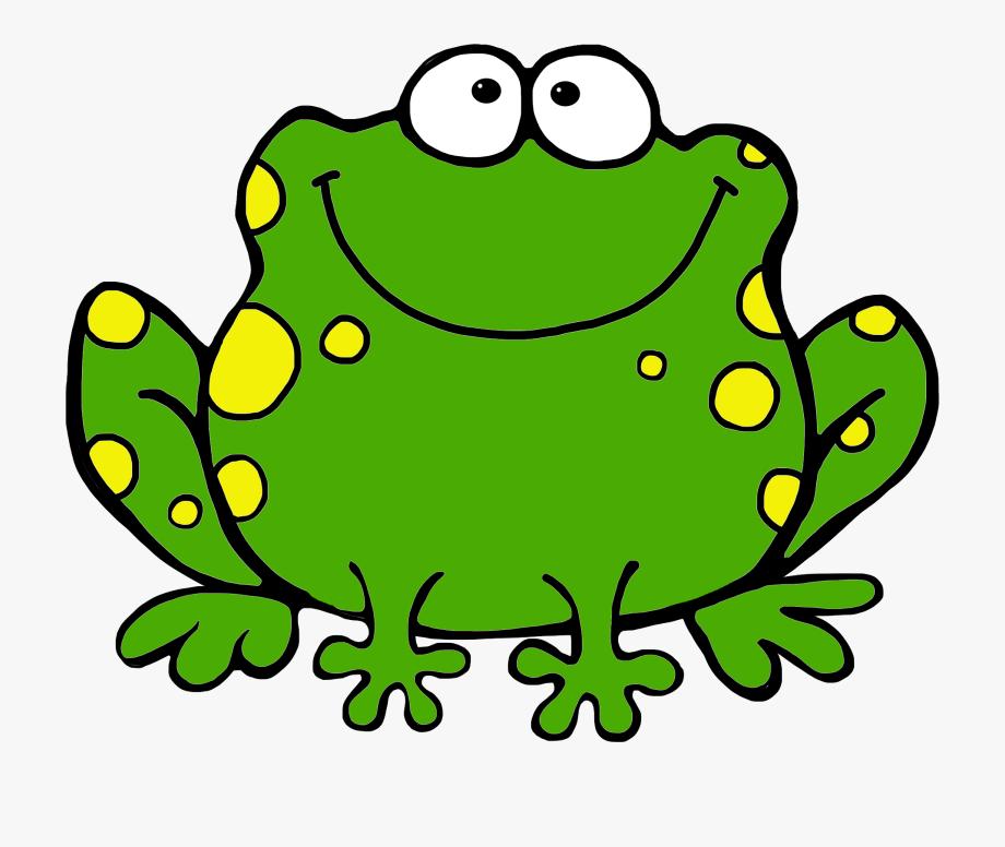 freeuse Clip art for kids. Frog clipart