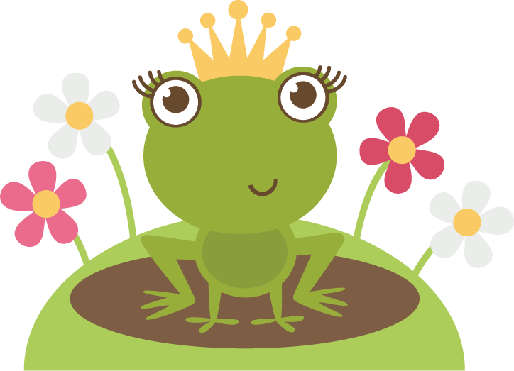 royalty free download Frog Princess SVG cutting file frog princess svg file for