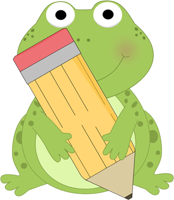 clipart black and white download Adorable clip art frog. Frogs clipart