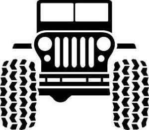 banner free stock Front of jeep clipart. Clip art for cup