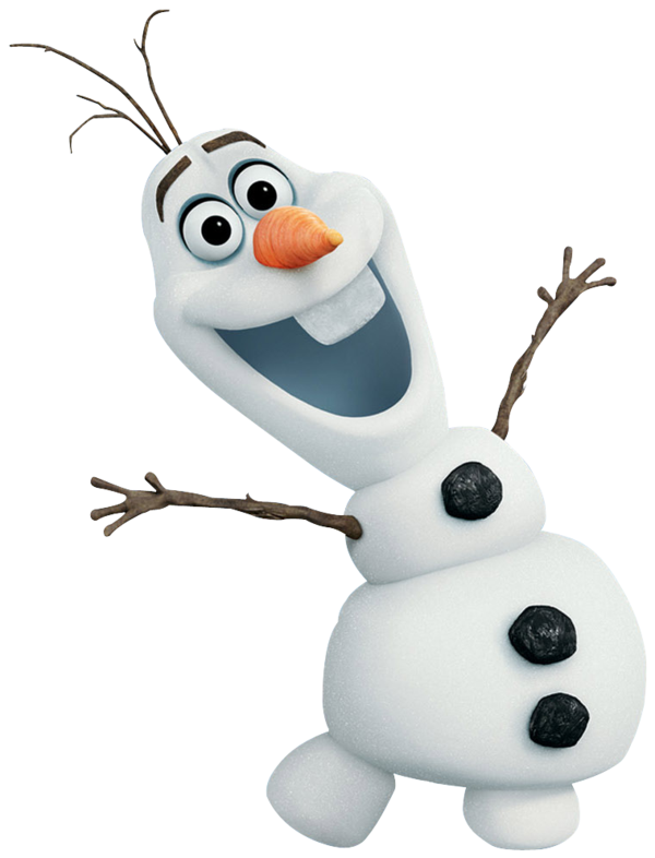 clipart black and white olaf svg frozen #100586132