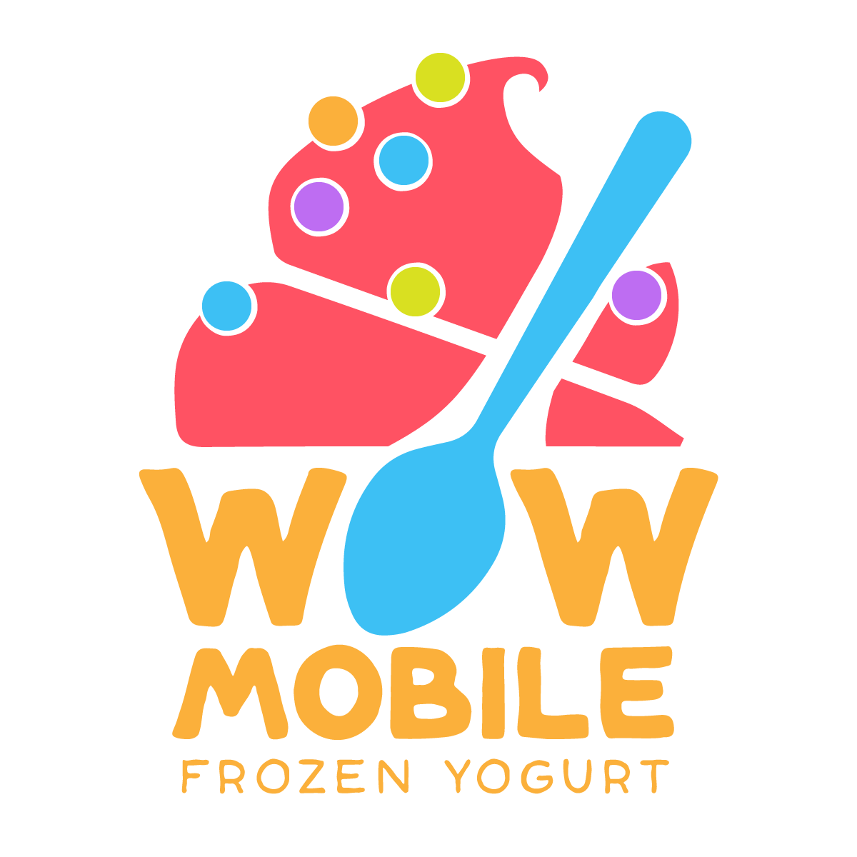 jpg black and white download Frozen yogurt clipart. Wow mobile