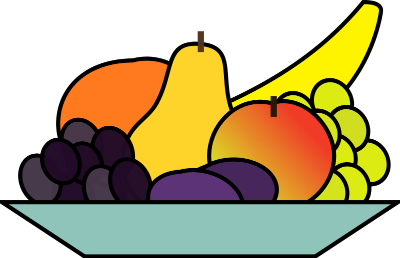 jpg library stock Food Groups Clipart at GetDrawings
