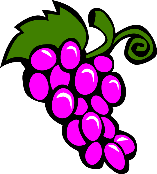graphic royalty free stock Fruit panda free images. Grapevine clipart artwork