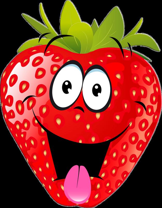 stock Funny Fruit