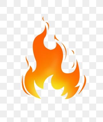 graphic freeuse Fuego vector. Llama de png vectores