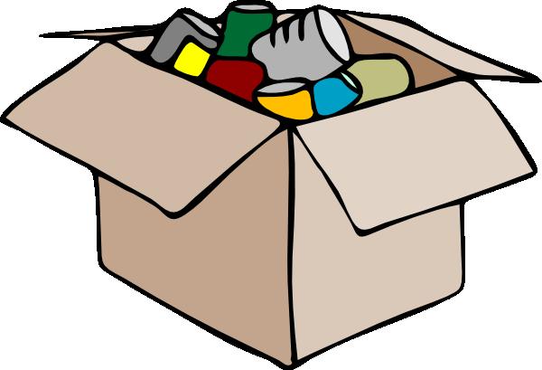 vector Box . Full clipart