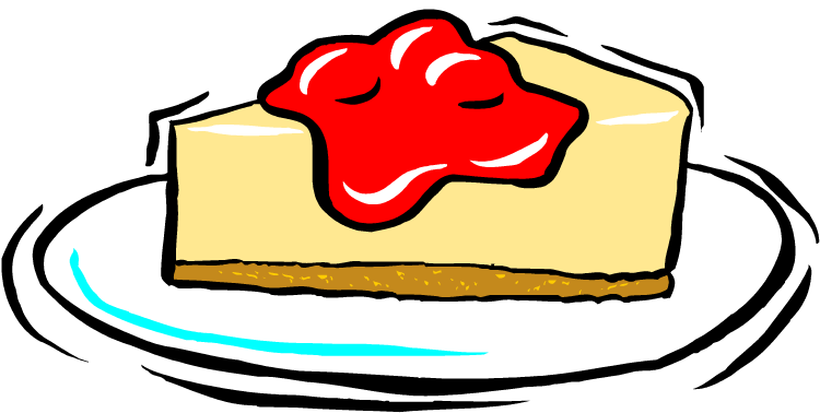 jpg transparent library Cheesecake drawing. Clipart full free on