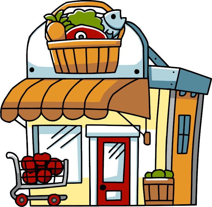 picture freeuse stock Scribblenauts wiki fandom powered. Supermarket clipart go to store