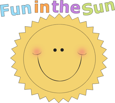 free Fun In The Sun Clipart