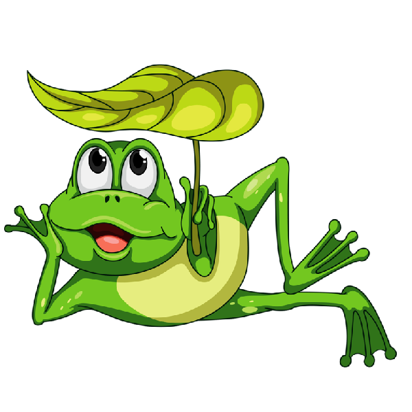 banner free stock Frog Images