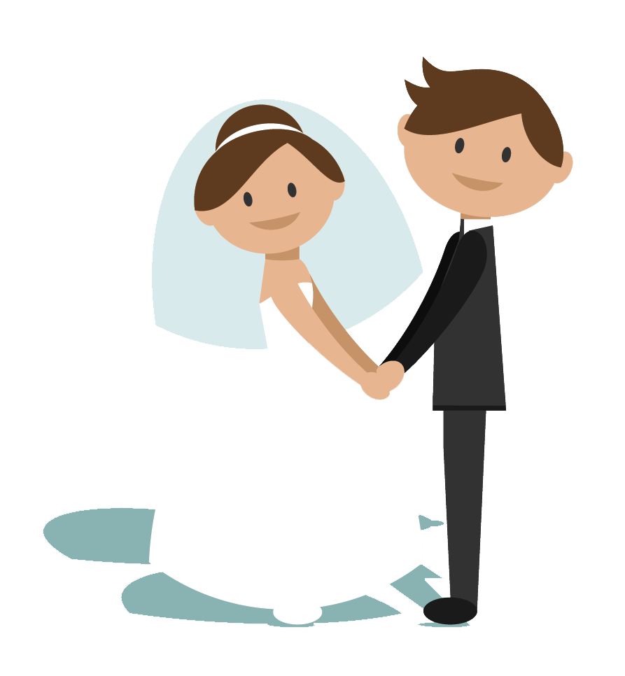 vector black and white download  png casamento pinterest. Funny bride and groom clipart.