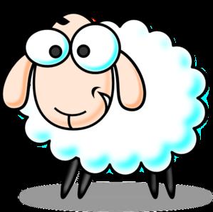 banner free Funny clipart. Sheep clip art at.