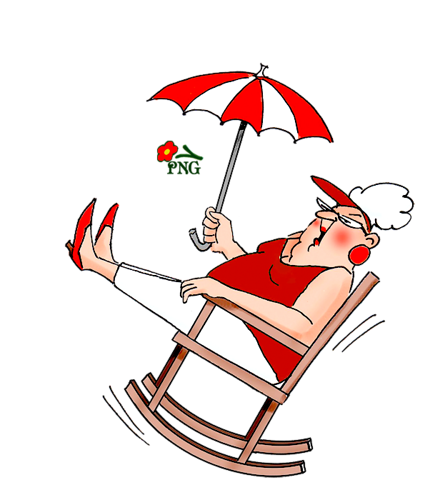 image transparent  old people pinterest. Funny clipart.