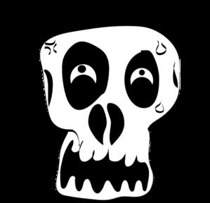 clip freeuse Funny clipart. Skull clip art at.