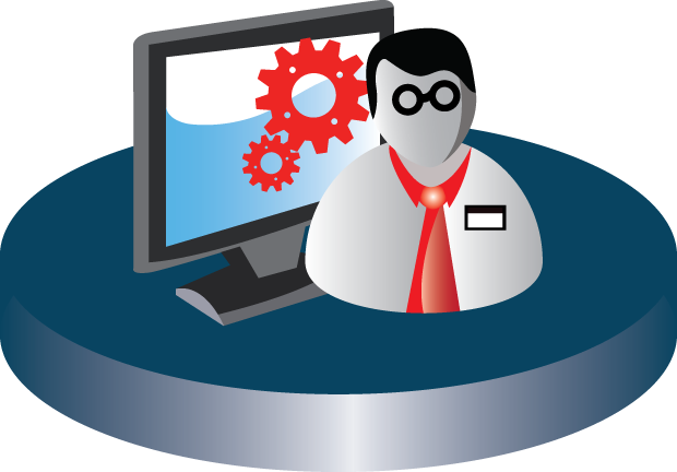 graphic transparent stock Collection of free Configuring clipart administrative
