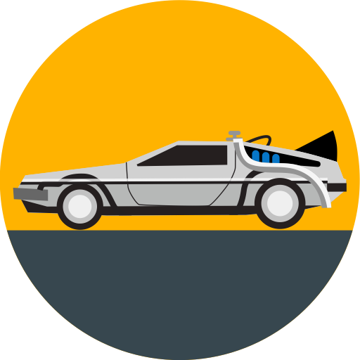 png freeuse Free Clip Art Back To The Future