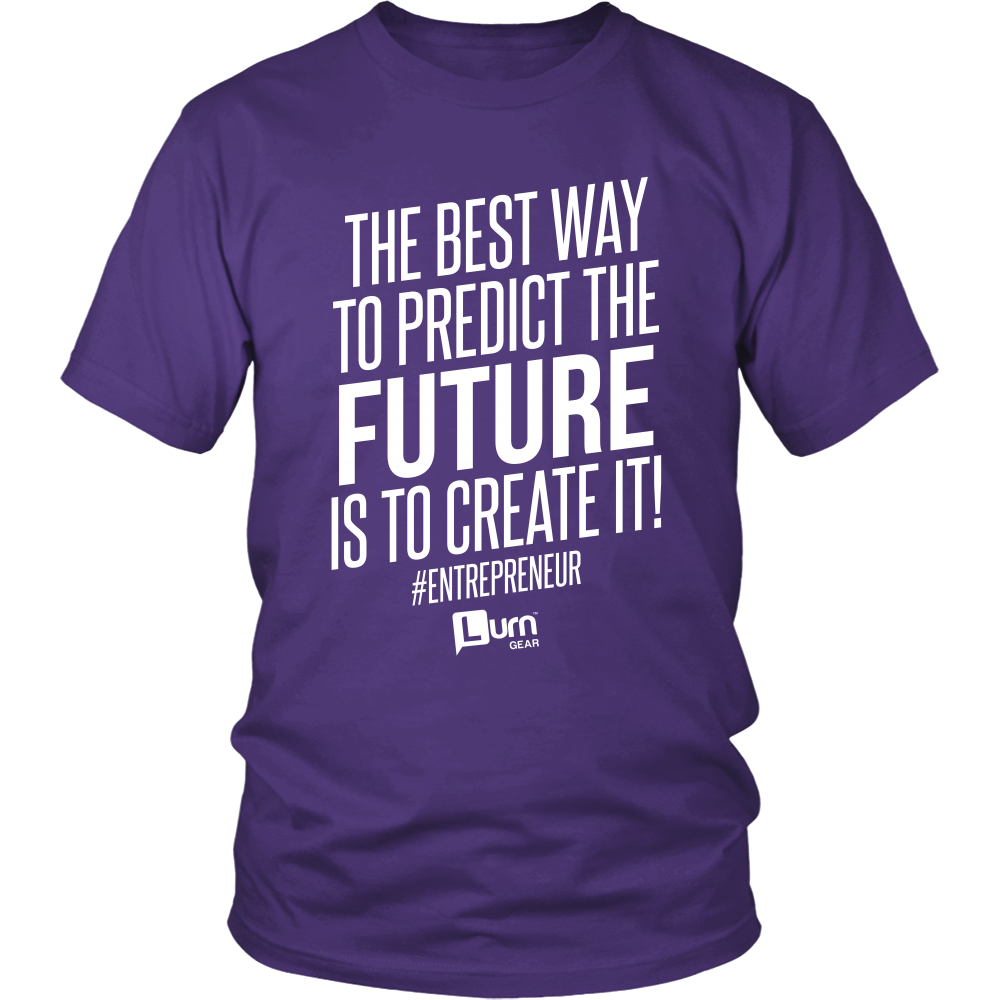 png freeuse stock The Best Way To Predict The Future Is To Create It
