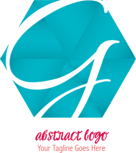 png Abstract with the letter g Logo Vector