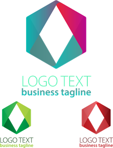 transparent stock Geometric Logo Vectors Free Download