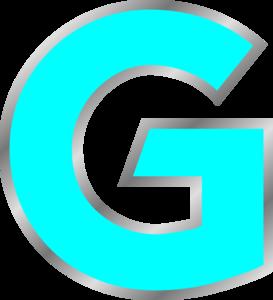 svg stock Letter G Clip Art at Clker