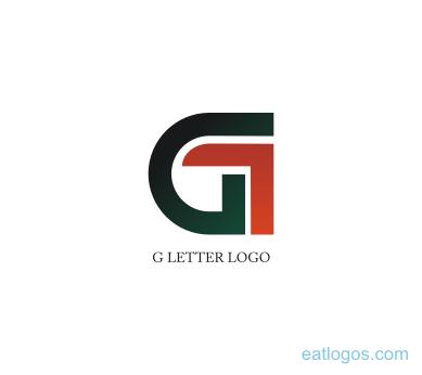 jpg freeuse download Ai g letter green design download