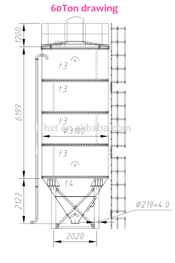 png free Silo at paintingvalley com. Drawing storage grain