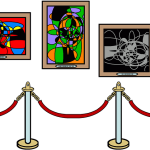 svg library stock Gallery clipart. Art clip museum building.