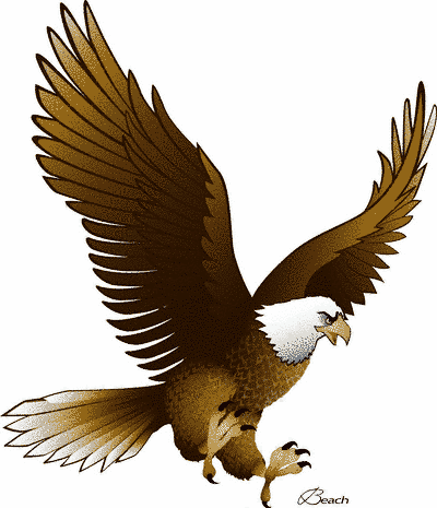 png transparent Gallery clipart eagel. Free american eagle download.