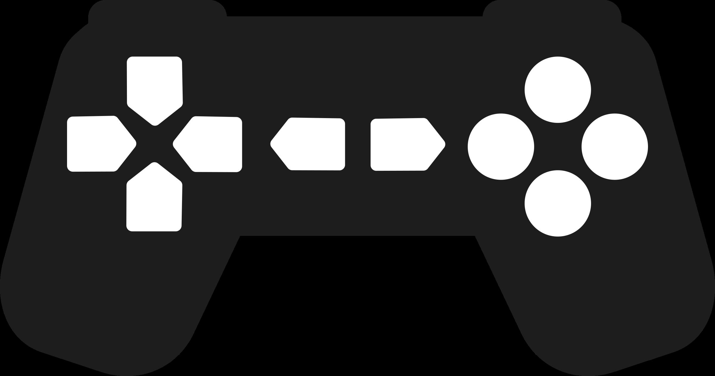 clip transparent download Game PNG Black And White Transparent Game Black And White