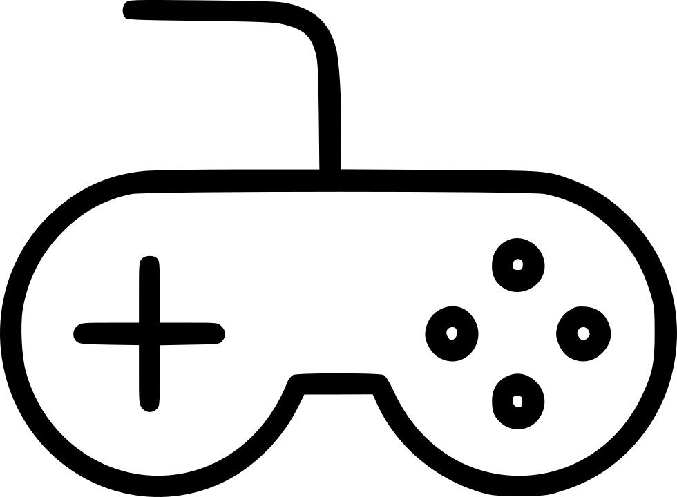 clip art black and white stock Gaming clipart practice time. Controller drawing at getdrawings