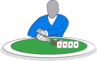 clip transparent library Gaming clipart practice time. Practicing video poker play