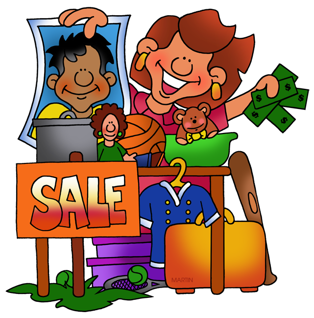 clip art freeuse stock Family and friends clip. Garage clipart.