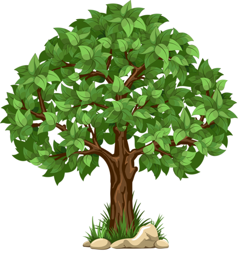 clipart free download Pin by erzs bet. Garden clipart trees