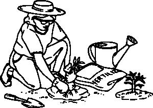 clipart free download Gardener clipart. Gardening clip art at