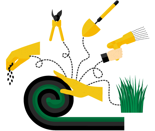 clipart royalty free Lawn Care in Ottawa