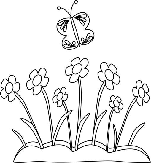 svg download Cross and flowers clipart black and white. Adventures at greenacre summer
