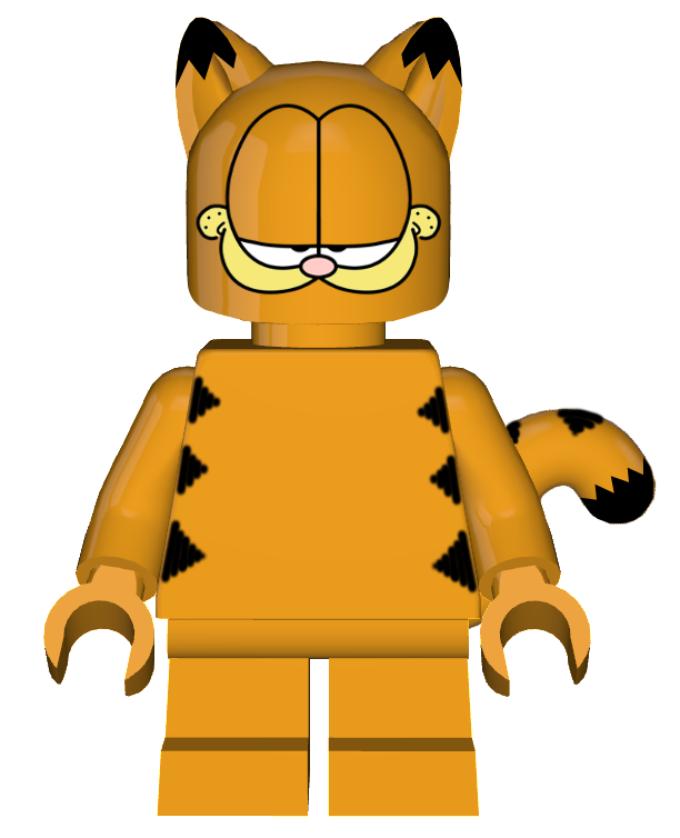 clip free stock Garfield
