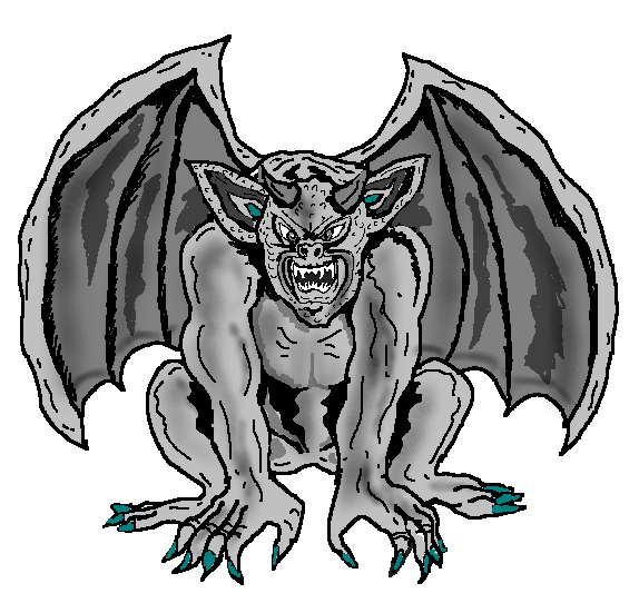 clipart download Collection of free Gurgoyle clipart halloween
