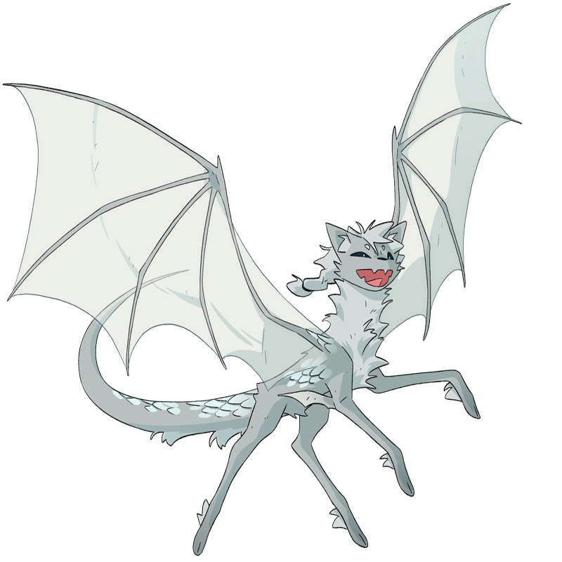 png royalty free stock gargoyle dragon form