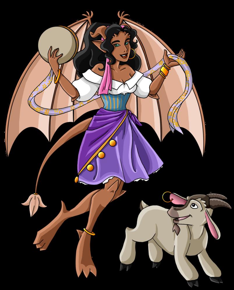 vector free library Gargoyle Esmeralda