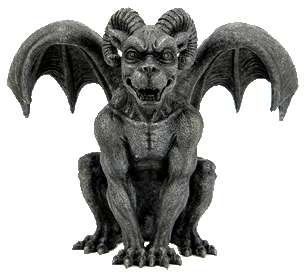 graphic free Gargoyles