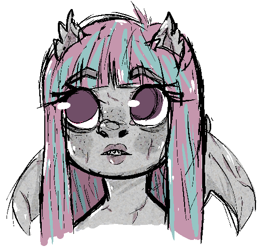 png transparent cute gargoyle gal by MirmirArt on DeviantArt