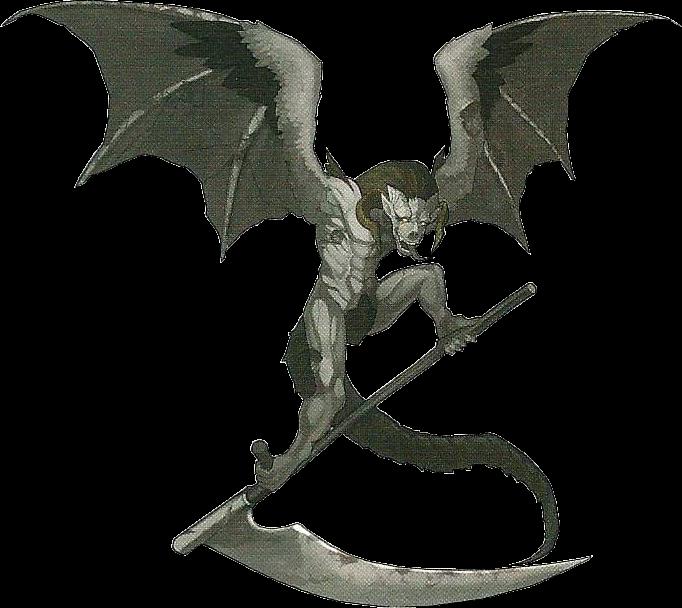 image stock Gargoyle