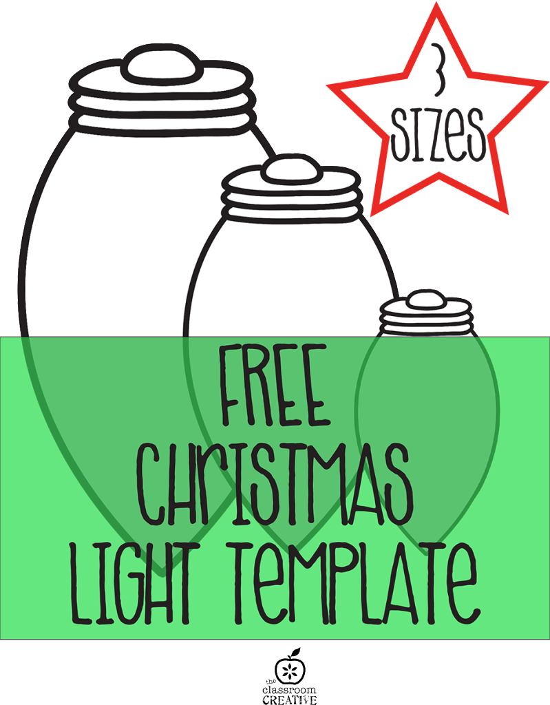banner library stock Bulletin clipart classroom. Free printable christmas light