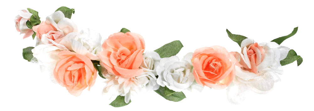 vector freeuse library Flower crown jpg library library headband