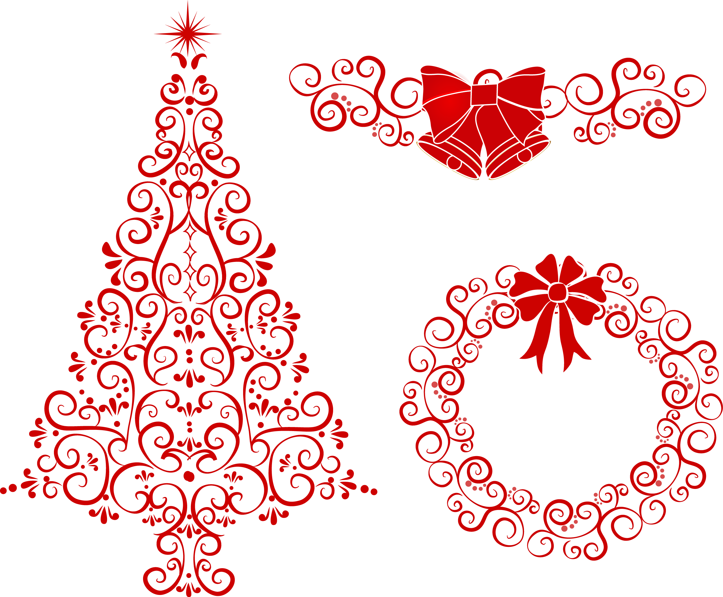 transparent library Christmas decoration Wreath Scalable Vector Graphics